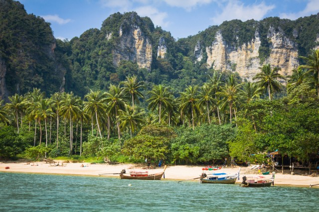 Exotic,Ao,Nang,Beach,,Krabi,Province,,Thailand