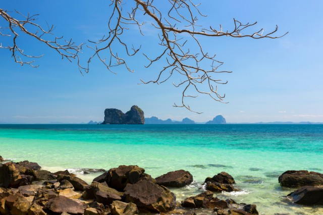 Beautiful,Beach,At,Koh,Ngai,Island,On,The,Southern,Andaman