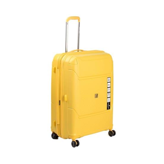 1. PROOFS กระเป๋าเดินทางชนิดแข็ง 4 ล้อ