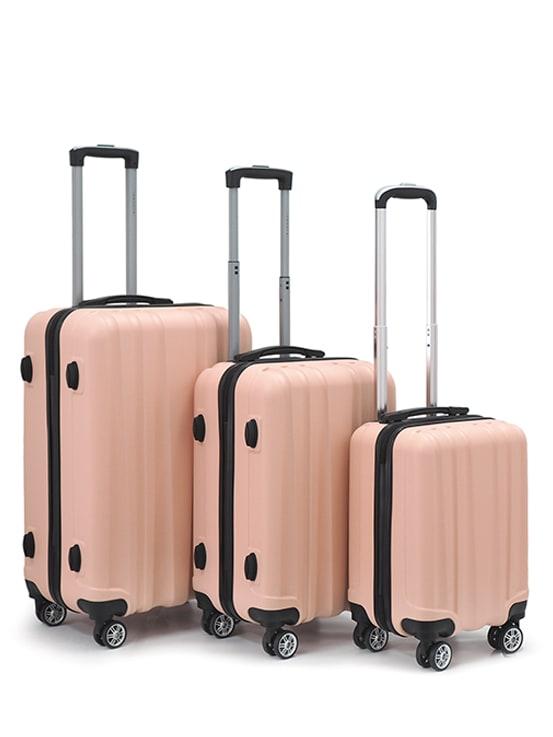 2. PROOFS ชุดกระเป๋าเดินทางชนิดแข็ง 4 ล้อ