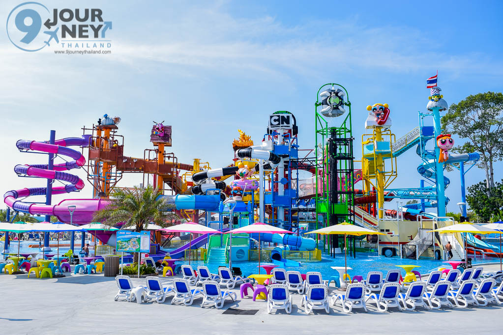 Cartoon Network Amazone Water Park 9journeythailand