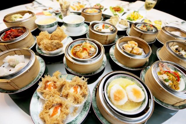 Dim sum_Dynasty restaurant