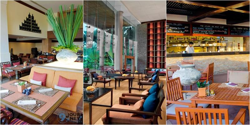 Sheraton pattaya resort 9journeythailand for Restaurants that serve brunch