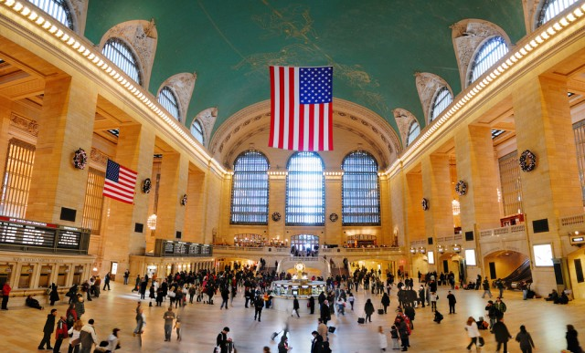 New,York,City,,Ny,-,Aug,8:,Grand,Central,Is