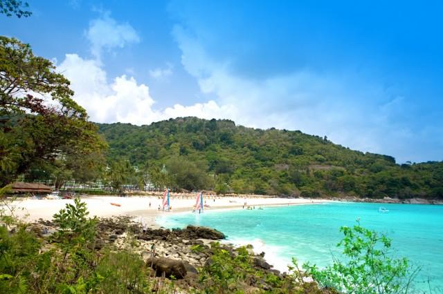 View,Of,Karon,Beach,,Phuket,,Thailand