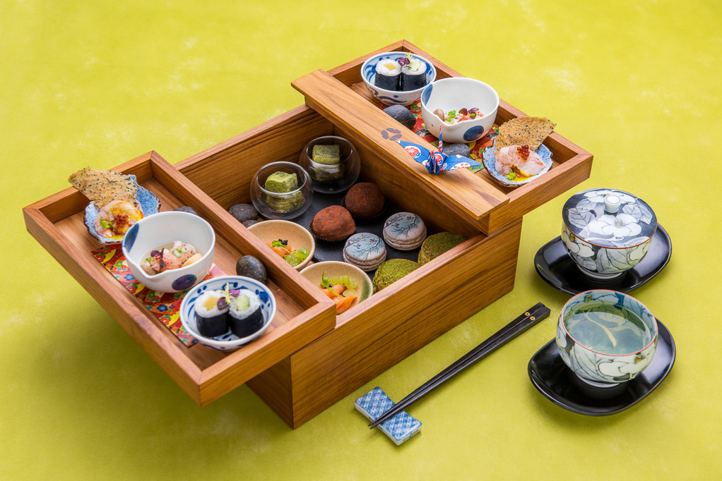 Okura Prestige Afternoon Tea has new Japanese flavours