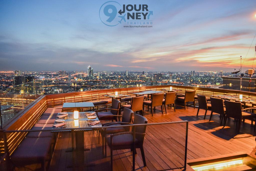 Zoom Sky Bar Amp Restaurant Anantara Bangkok Sathorn Hotel